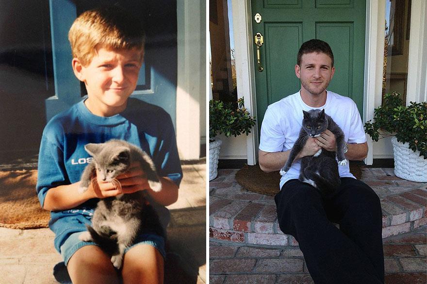 貓咪成長照5