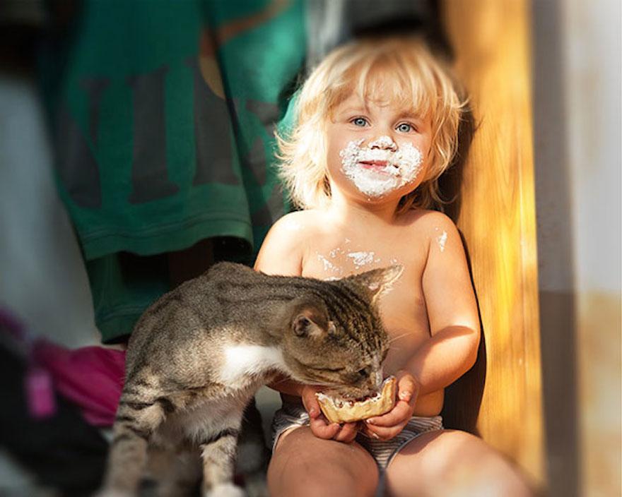 貓與小孩12