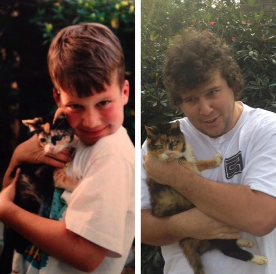 寵物成長照1