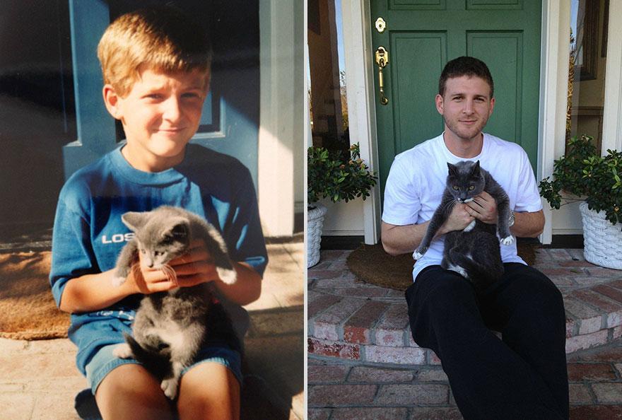 寵物成長照20